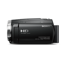 HD Handycam with Exmor R CMOS sensor