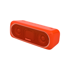 Portable Wireless Speaker with Bluetooth (Red)