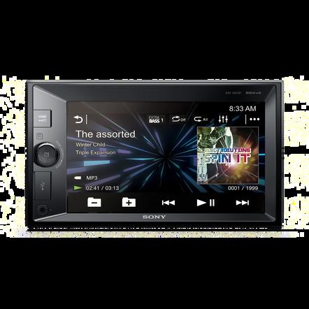 "15.7cm (6.2"") Media Receiver with Bluetooth"
