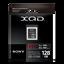 XQD G Series 128GB Memory Card