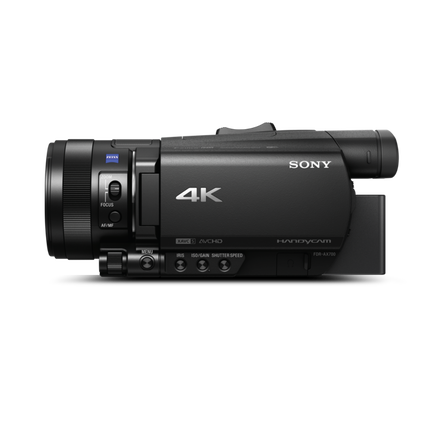 FDR-AX700 4K HDR Camcorder
