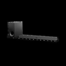 2.1ch Soundbar with Bluetooth technology