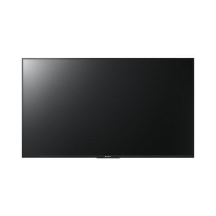 """49"""" X8000E 4K HDR TV with  4K X-Reality PRO"""