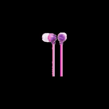 In-Ear Lightweight Headphones (Black)