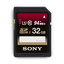 32GB SDHC UHS-1 Class 10 Memory Card UX Series