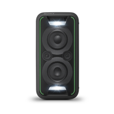 EXTRA BASS High Power Home Audio System with Bluetooth (Black)