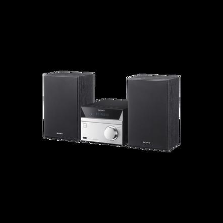 Hi-Fi System with Bluetooth and radio