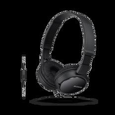 ZX110 Headband Type Headphones (Black)