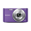 W830 Digital Compact Camera with 8x Optical Zoom (Purple)