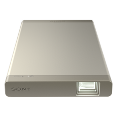 Mobile Projector (Gold)
