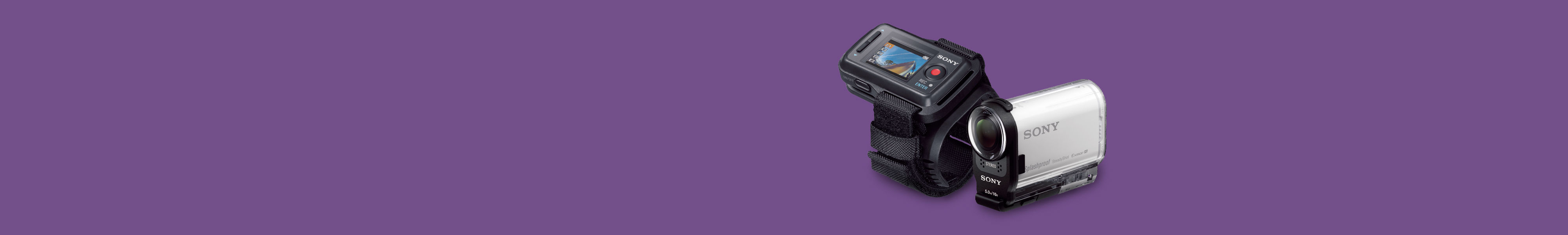 Sony Action Camera Accessories