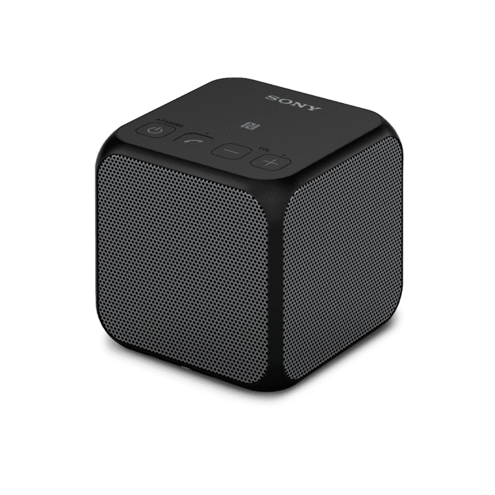 Mini Portable Wireless Speaker with Bluetooth (Black)