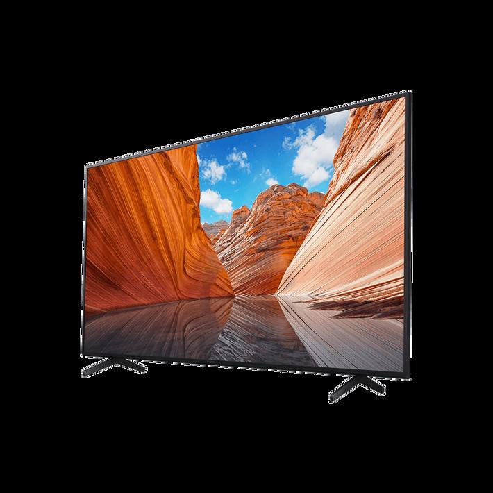 "50"" X80J | 4K Ultra HD | High Dynamic Range (HDR) | Smart TV (Google TV), , product-image"