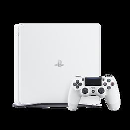 PlayStation4 Slim 500GB Console (White), , lifestyle-image