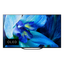 """55"""" A8G OLED 4K Ultra HD Android TV with Acoustic Surface Audio"""