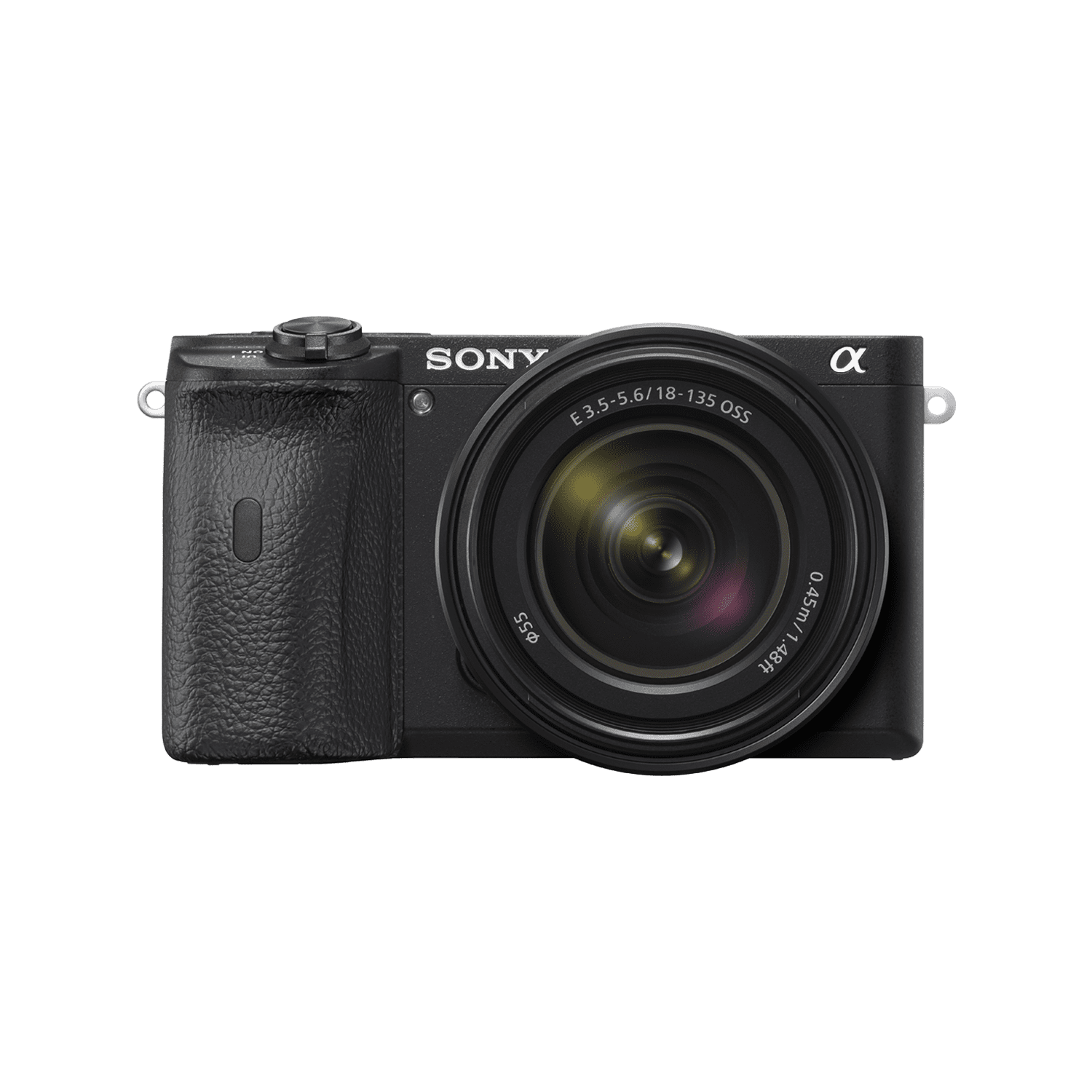 Alpha 6600 Premium E-mount APS-C Camera with 18-135mm Zoom Lens , , product-image