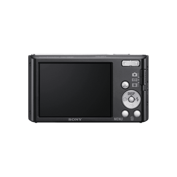 W830 Digital Compact Camera with 8x Optical Zoom (Black), , product-image