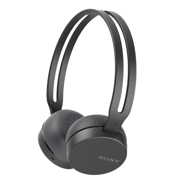 CH400 Wireless Headphones (Black), , product-image