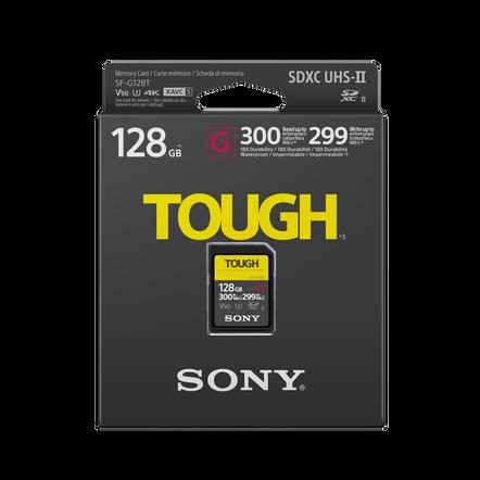 128GB SF-G Tough Series UHS-II SD Memory Card, , hi-res