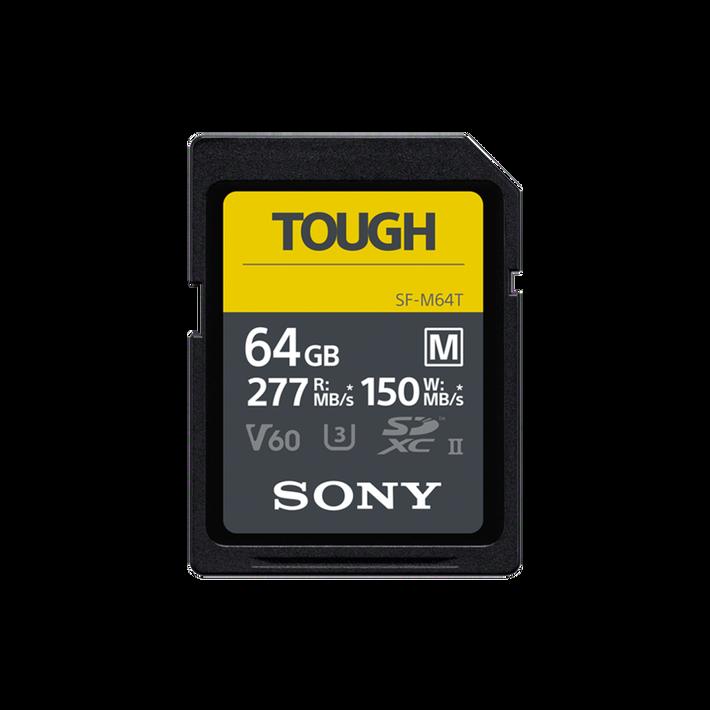 64GB  SF-M Series UHS-II SD Memory Card , , product-image