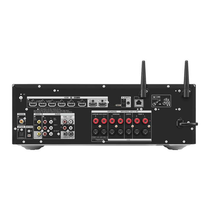 7.2 Channel Home Theater AV Receiver, , product-image