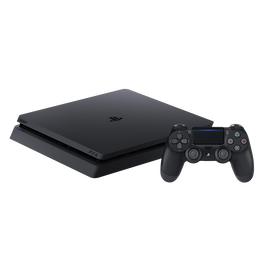 PlayStation4 Slim 1TB Console (Black)