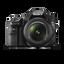 a58 Digital SLT 20.1 Mega Pixel Camera with SAL18552 and SAL55200 Lens
