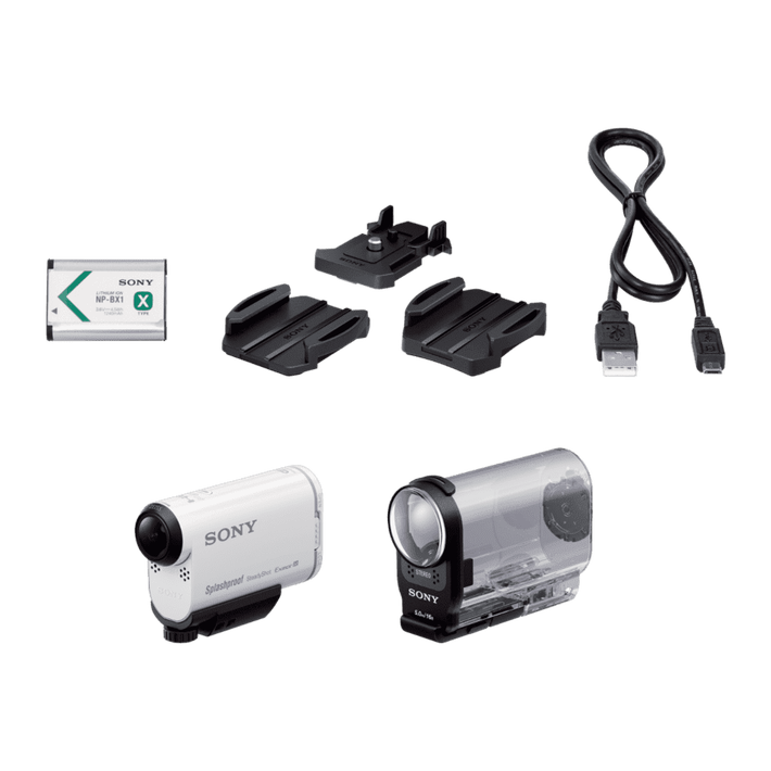 Action Cam AS200V with Wi-Fi and GPS, , product-image