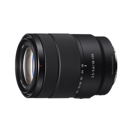 E-Mount 18-135mm F3.5-5.6 OSS Zoom Lens, , hi-res