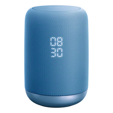 Google Assistant Built-in Wireless Speaker (Blue)