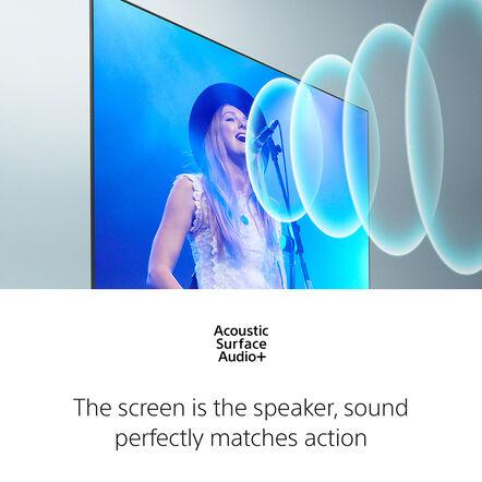 "55"" A80J   BRAVIA XR   OLED   4K Ultra HD   High Dynamic Range (HDR)   Smart TV (Google TV), , hi-res"