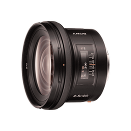 A-Mount 20mm F2.8 Wide Lens, , lifestyle-image