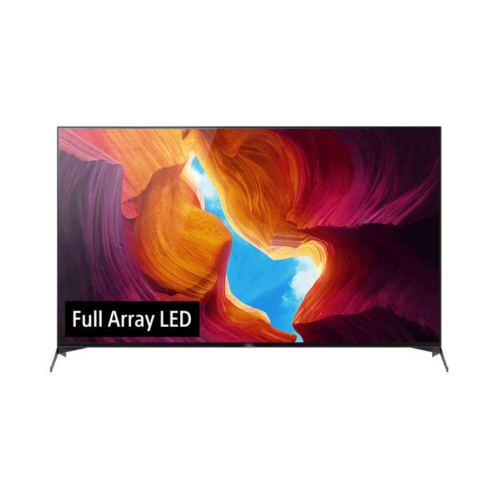 "65"" KD-65X9500H Full Array LED 4K Android TV, , product-image"