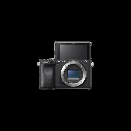 Alpha 6400 Premium Digital E-Mount Camera with APS-C Sensor (Black Body), , hi-res