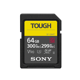 64GB SF-G Tough Series UHS-II SD Memory Card, , hi-res