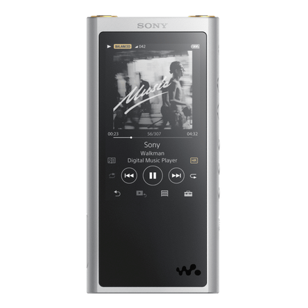 NW-ZX300 Walkman with High-Resolution Audio (Silver), , hi-res