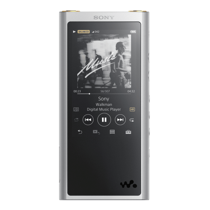 NW-ZX300 Walkman with High-Resolution Audio (Silver), , product-image