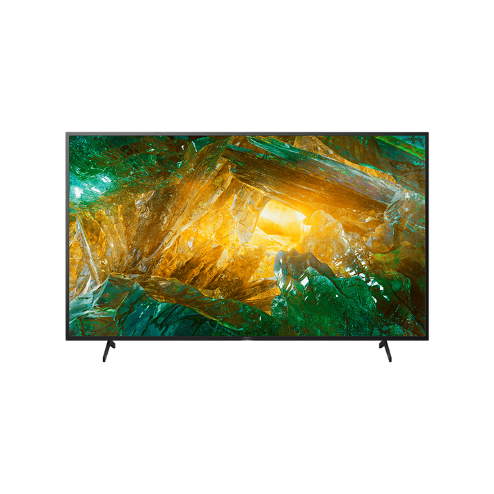 "65"" X8000H 4K Ultra HD with High Dynamic Range (HDR) Smart TV (Android TV) , , product-image"
