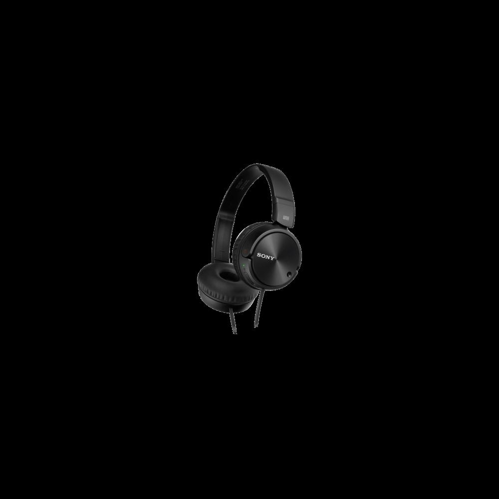 ZX110NC Headband Type Noise Cancelling Headphones (Black), , product-image