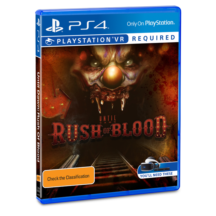 VR Until Dawn: Rush of Blood, , product-image