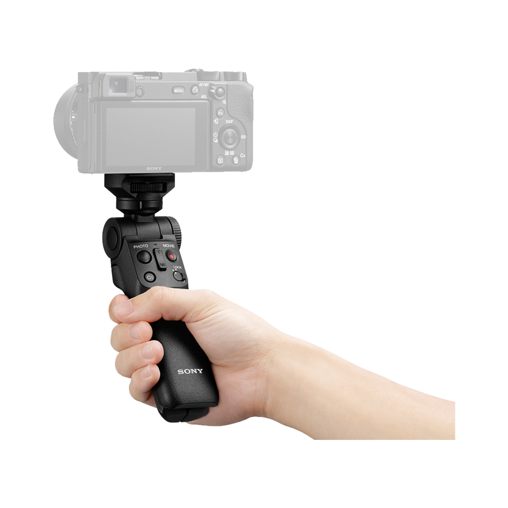 Shooting Grip With Wireless Remote Commander, , product-image