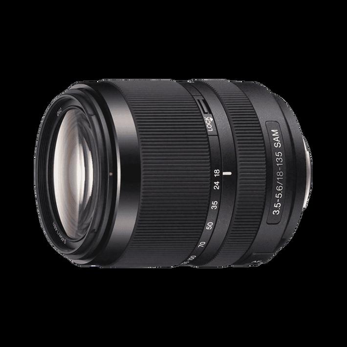 A-Mount DT 18-135mm F3.5-5.6 SAM Lens, , product-image