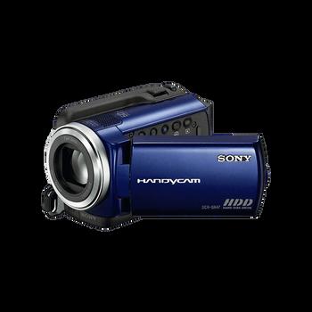 60GB Hard Disk Drive Camcorder (Blue), , hi-res