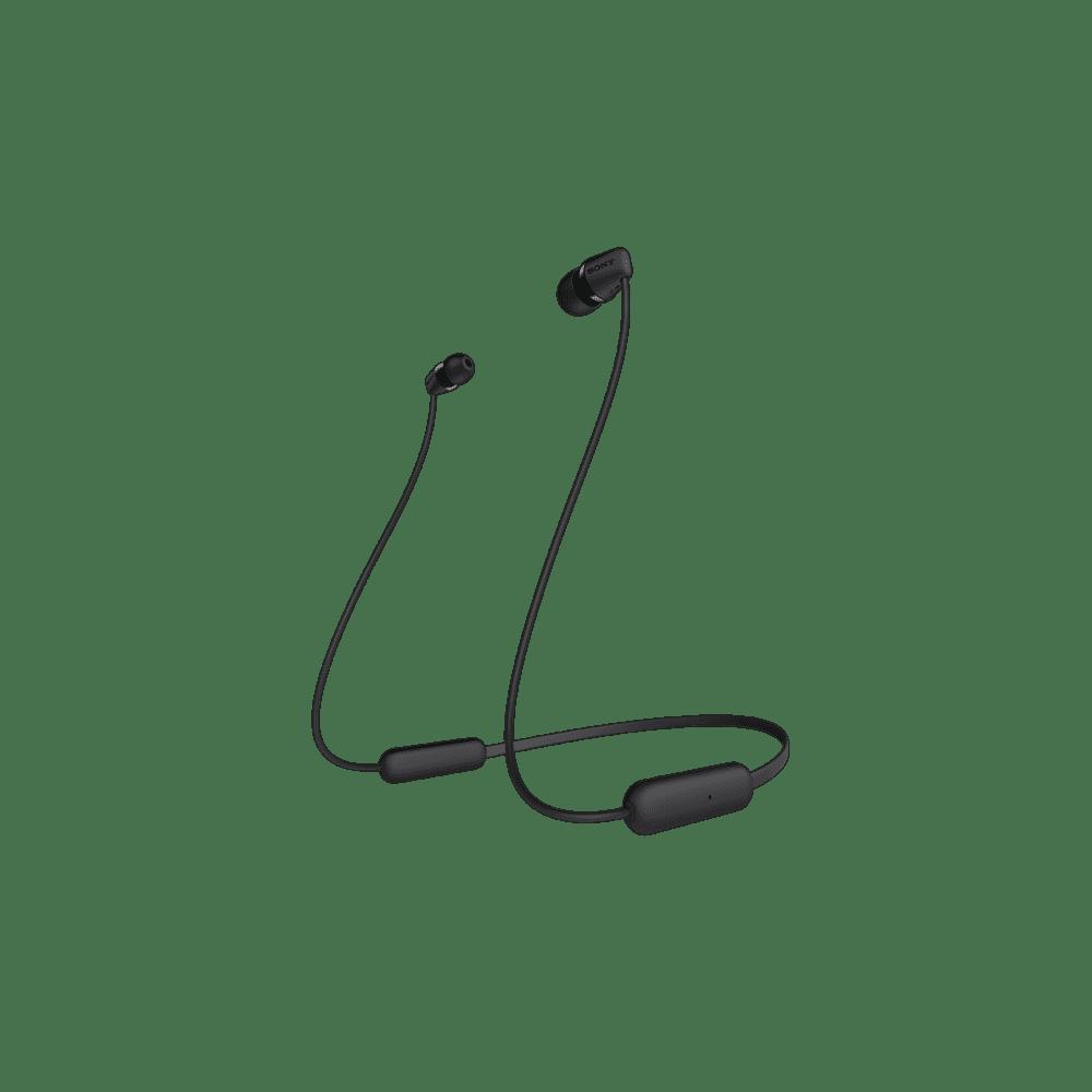 WI-C200 Wireless In-ear Headphones (Black), , product-image