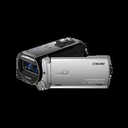 Flash Memory HD Camcorder (Silver), , hi-res