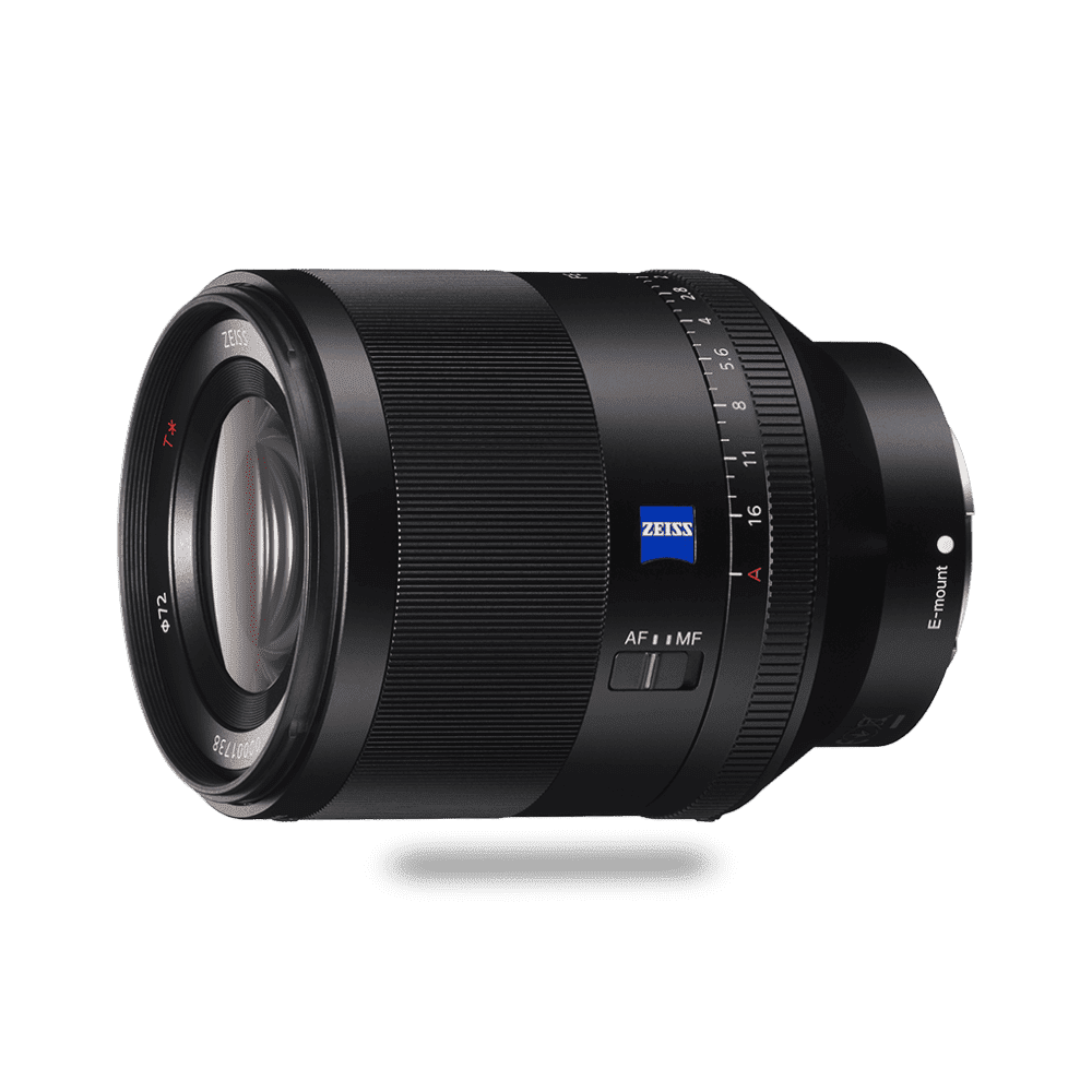 Full Frame 50mm F1.4 Planar T* FE Zeiss Lens, , product-image