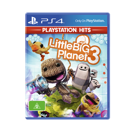 PlayStation4 Little Big Planet 3 (PlayStation Hits), , hi-res