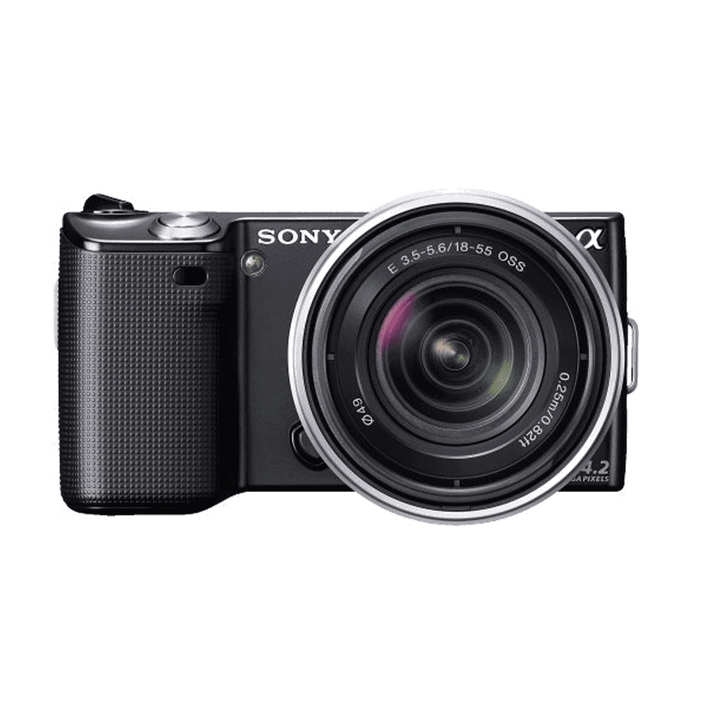 16.1 Mega Pixel Camera Body with SELP1650 Lens, , product-image