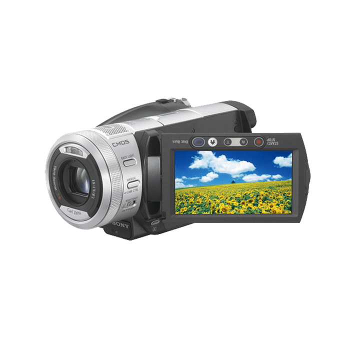 30GB Hard Disk Drive Full HD Camcorder, , product-image