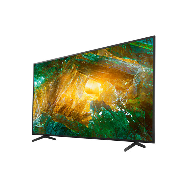"""75"""" X8000H 4K Ultra HD with High Dynamic Range (HDR) Smart TV (Android TV) , , product-image"""